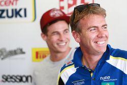 Paul Denning, Team Manager Voltcom Crescent Suzuki