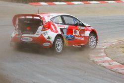 Andreas Bakkerud, Ford Olsbergs MSE Fiesta ST Supercar
