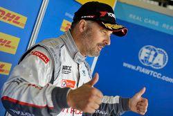 Polesitter Yvan Muller, Citroën C-Elysée WTCC, Citroën World Touring Car team