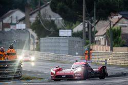 #23 Nissan Motorsports Nissan GT-R LM NISMO : Olivier Pla, Jann Mardenborough, Max Chilton
