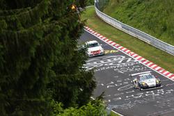 #154 Wochenspiegel Team Manthey Porsche 911 GT3 RSR: Georg Weiss, Jochen Krumbach, Oliver Kainz