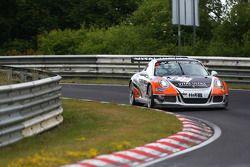#62 Frikadelli Racing Team Porsche 991 GT Cup America: Frank Kraling, Marc Gindorf, Christopher Brüc