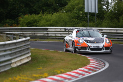 #62 Frikadelli Racing Team, Porsche 991 GT Cup America: Frank Kraling, Marc Gindorf, Christopher Brü