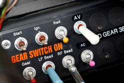 Switches in the car