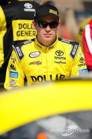 Ross Kenseth, Joe Gibbs Racing Toyota