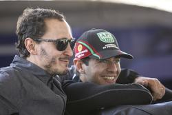 Laureano Campanera, Donto Racing Chevrolet and TCP driver Juan Jose Ebarlin