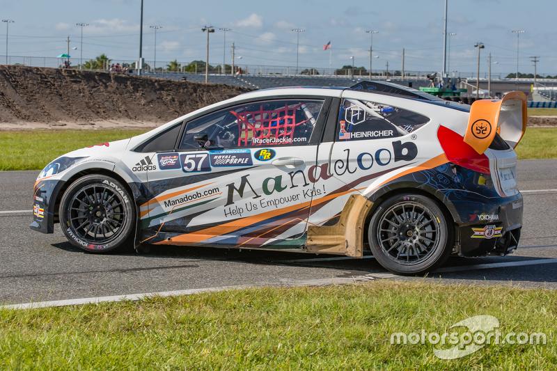 Jackie Heinricher, Rhys Millen Racing, Ford