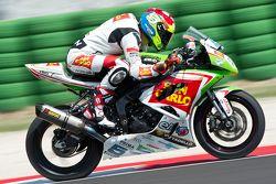 Marco Faccani, Kawasaki Puccetti Racing