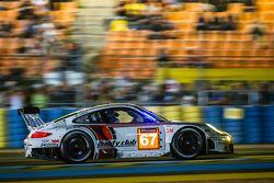 #67 Team AAI Porsche 911 GT3-RSR : Alex Kapadia, Xavier Maassen, Jun-San Chen