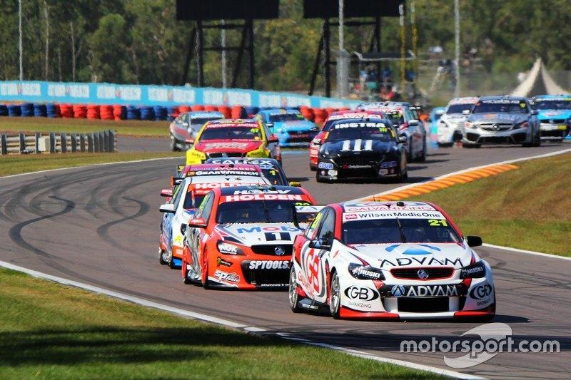 Dale Wood, Britek Motorsport Holden