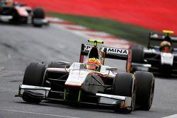 Rio Haryanto, Campos Racing