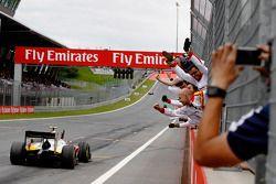 Rio Haryanto, Campos Racing s'impose