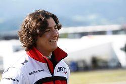 Alfonso Celis Jr, ART Grand Prix