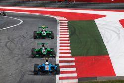 Matheo Tuscher, Jenzer Motorsport voor Seb Morris, Status Grand Prix