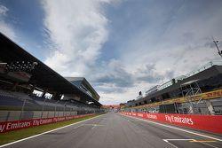 Ambiente en el Red Bull Ring