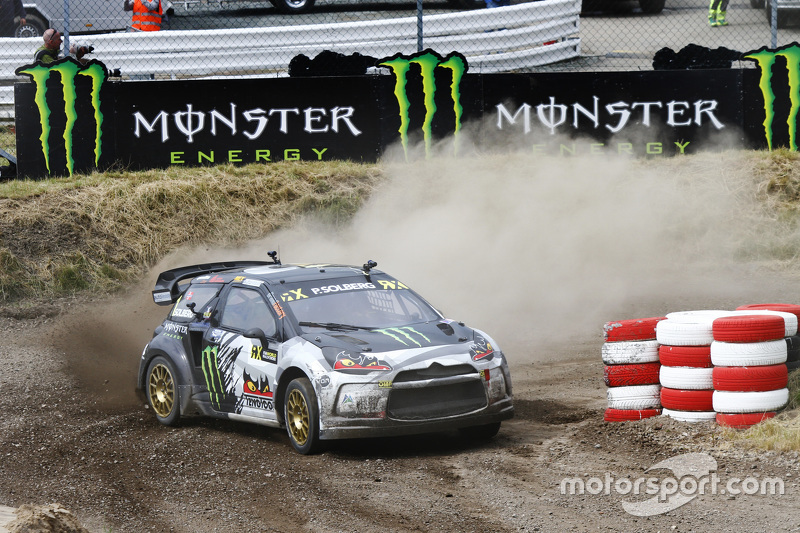 Petter Solberg, SDRX Citroën DS4