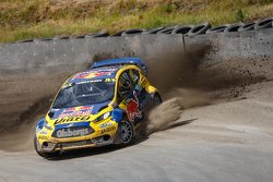 Timur Timerzyanov, Ford Olsbergs MSE Fiesta ST Supercar