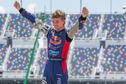 Winner Sebastian Eriksson, Olsbergs MSE Ford