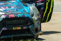 Ken Block, Hoonigan Racing Division, Ford, Detail