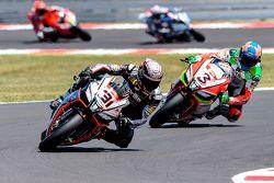 Jordi Torres, Aprilia Racing Team y Max Biaggi, Aprilia Racing Team
