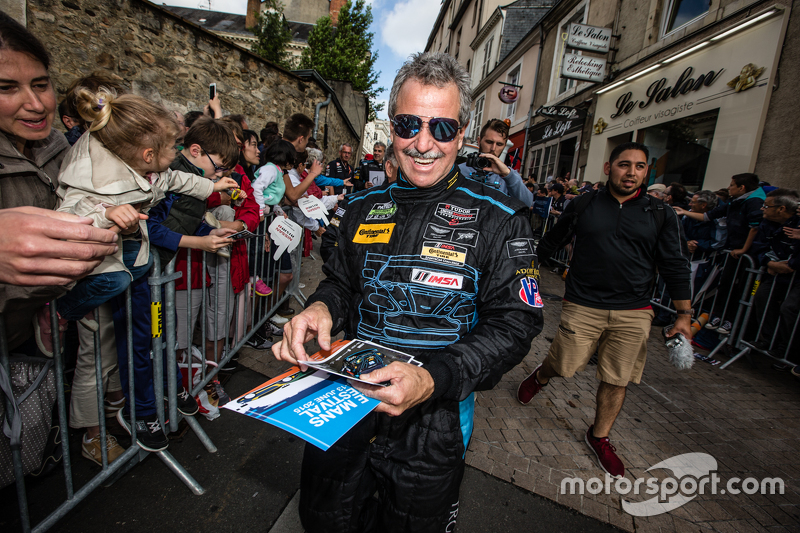 Aston Martin parade: Kevin Buckler