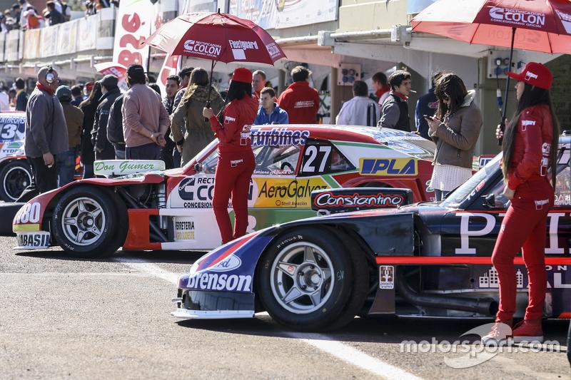 Маріано Алтуна, Altuna Competicion Chevrolet та Емануель Моріатіс, Alifraco Sport Ford (rear to fron