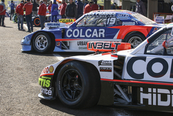 Matias Rodriguez, UR Racing Dodge e Juan Marcos Angelini, UR Racing Dodge (da dietro ad avanti)