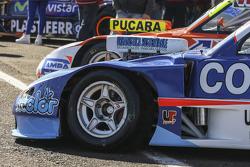 Matias Rodriguez, UR Racing Dodge e Jonatan Castellano, Castellano Power Team Dodge (da avanti a die