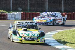 Omar Martinez, Martinez Competicion Ford e Gabriel Ponce de Leon, Ponce de Leon Competicion Ford