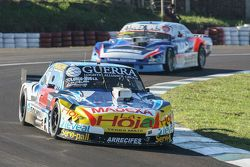 Luis Jose di Palma, Indecar Racing Torino and Matias Rodriguez, UR Racing Dodge