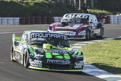 Mauro Giallombardo, Maquin Parts Racing Ford e Emanuel Moriatis, Alifraco Sport Ford