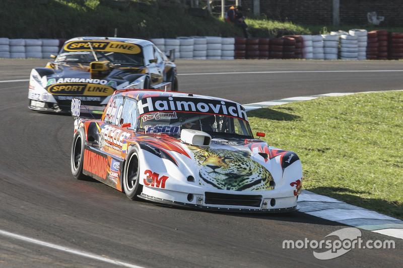 Mariano Werner, Werner Competicion Ford, dan Leonel Pernia, Las Toscas Racing Chevrolet