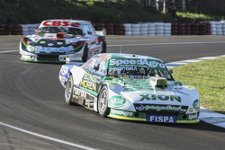 Emiliano Spataro, UR Racing, Dodge, und Carlos Okulovich, Maquin Parts Racing, Torino