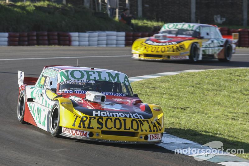 Nicolas Bonelli, Bonelli Competicion, Ford, und Prospero Bonelli, Bonelli Competicion, Ford
