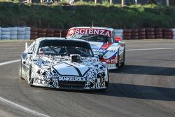 Laureano Campanera, Donto Racing, Chevrolet, und Matias Jalaf, Alifraco Sport, Ford