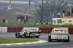 Mauro Giallombardo, Maquin Parts Racing Ford e Omar Martinez, Martinez Competicion Ford
