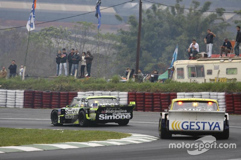 Mauro Giallombardo, Maquin Parts Racing, Ford, und Omar Martinez, Martinez Competicion, Ford