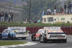 Federico Alonso, Taco Competicion Torino; Guillermo Ortelli, JP Racing Chevrolet e Diego de Carlo, J