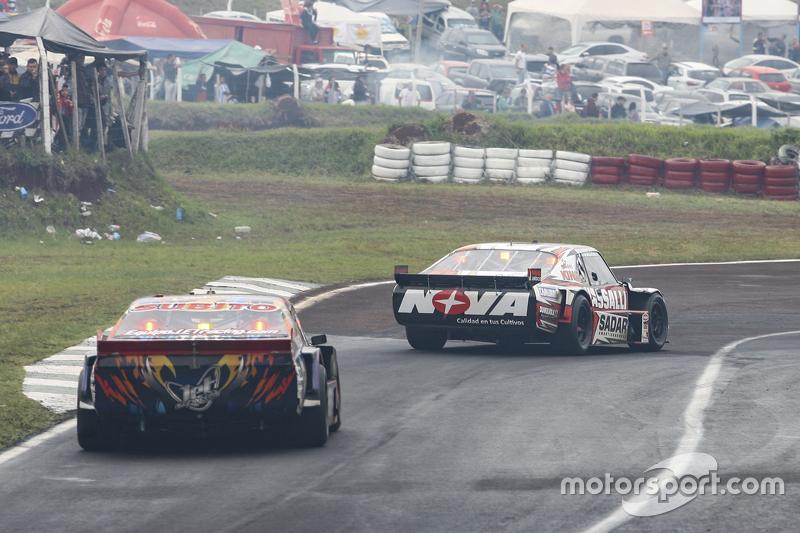 Матіас Россі, Donto Racing Chevrolet та Крістіан Ледесма, Jet Racing Chevrolet