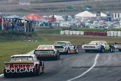 Emiliano Spataro, UR Racing Dodge, Lionel Ugalde, Ugalde Competicion Ford, Juan Marcos Angelini, UR