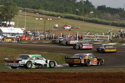 Leonel Pernia, Las Toscas Racing Chevrolet e Santiago Mangoni, Laboritto Jrs Torino