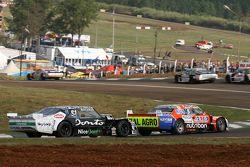 Jonatan Castellano, Castellano Power Team, Dodge, und Laureano Campanera, Donto Racing, Chevrolet