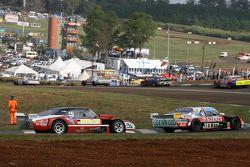 Pedro Gentile, JP Racing, Chevrolet, und Christian Dose, Dose Competicion, Chevrolet