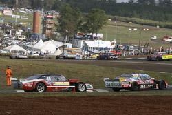 Pedro Gentile, JP Racing Chevrolet e Christian Dose, Dose Competicion Chevrolet