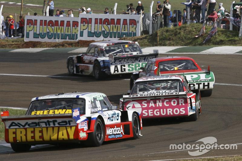Gabriel Ponce de Leon, Ponce de Leon Competicion, Ford; Juan Martin Trucco, JMT Motorsport, Dodge; J