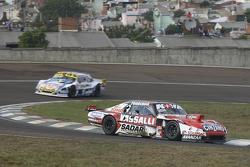Matias Rossi, Donto Racing Chevrolet and Mauricio Lambiris, Coiro Dole Racing Torino