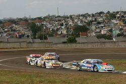 Martin Ponte, RUS Nero53 Racing, Dodge; Sergio Alaux, Coiro Dole Racing, Chevrolet; Carlos Okulovich
