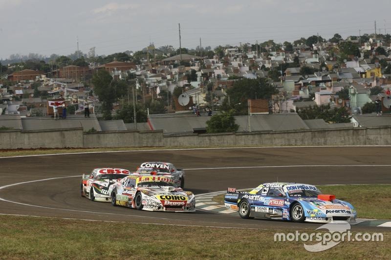 Martin Ponte, RUS Nero53 Racing, Dodge; Sergio Alaux, Coiro Dole Racing, Chevrolet; Carlos Okulovich, Maquin Parts Racing, Torino, und Juan Marcos Angelini, UR Racing, Dodge