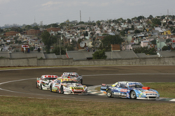 Martin Ponte, RUS Nero53 Racing Dodge; Sergio Alaux, Coiro Dole Racing Chevrolet ; Carlos Okulovich,