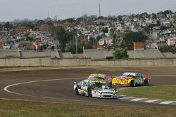 Diego de Carlo, JC Competicion, Chevrolet; Jonatan Castellano, Castellano Power Team, Dodge, und Nic